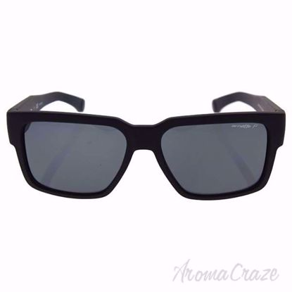 Picture of Arnette AN 4213 447/81 Supplier - Fuzzy Black/Grey Polarized by Arnette for Unisex - 58-16-135 mm Sunglasses