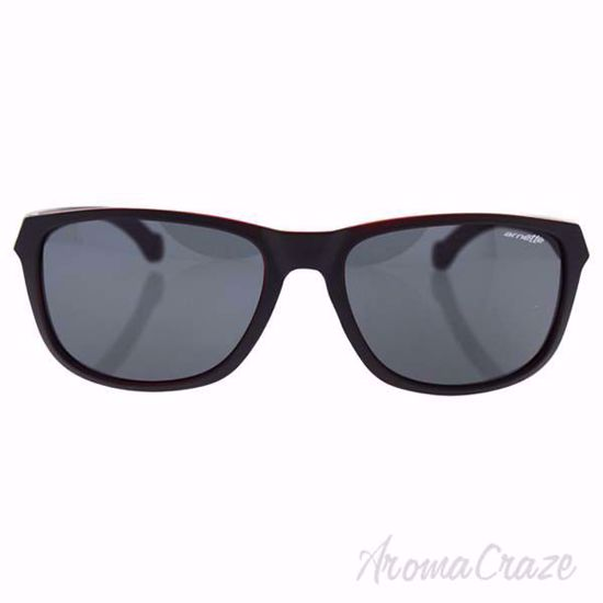 Arnette AN 4214 2312/87 Straight Cut - Matte Black On Opal R