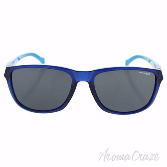 Picture of Arnette AN 4214 2313/87 Straight Cut - Dark Transparent Blue/Grey by Arnette for Men - 58-17-145 mm Sunglasses