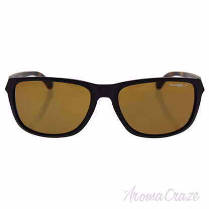 Arnette AN 4214 2314/83 Straight Cut - Matte Black/Brown Pol