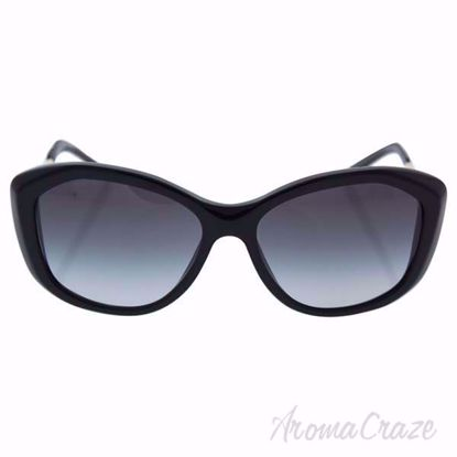 Burberry BE 4208Q 3001/8G - Black/Gray Gradient by Burberry