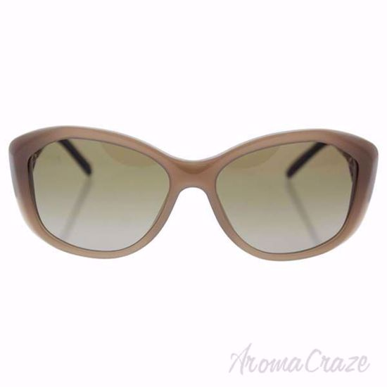 Picture of Burberry BE 4208-Q 3572/13 - Opal Beige/Brown Gradient by Burberry for Women - 57-16-135 mm Sunglasses