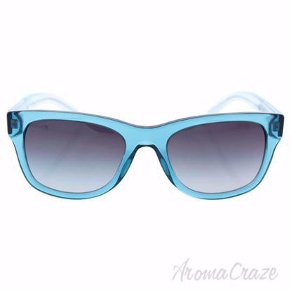 Burberry BE 4211 3542/8G - Transparent Turquoise/Grey Gradie