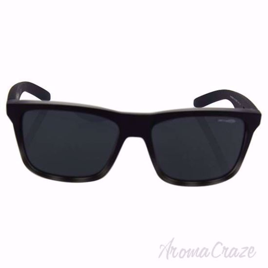 Picture of Arnette AN 4217 2327/87 Syndrome - Matte Black-Grey Havana/Dark Grey by Arnette for Men - 57-17-140 mm Sunglasses