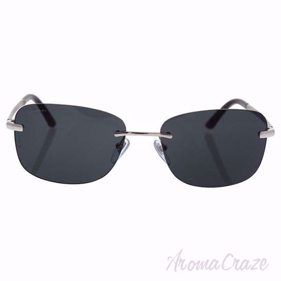 Picture of Bvlgari BV5031TG 4080/87 - White Gold/Grey by Bvlgari for Men - 58-17-140 mm Sunglasses