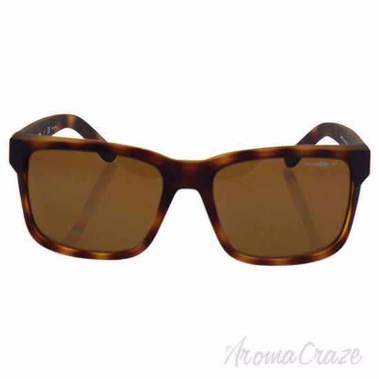 Arnette AN 4218 2152/83 Swindle - Fuzzy Havana/Brown Polariz