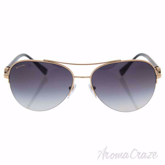 Bvlgari BV6068K 395/3C - Pink Gold Plated/Grey Gradient by B