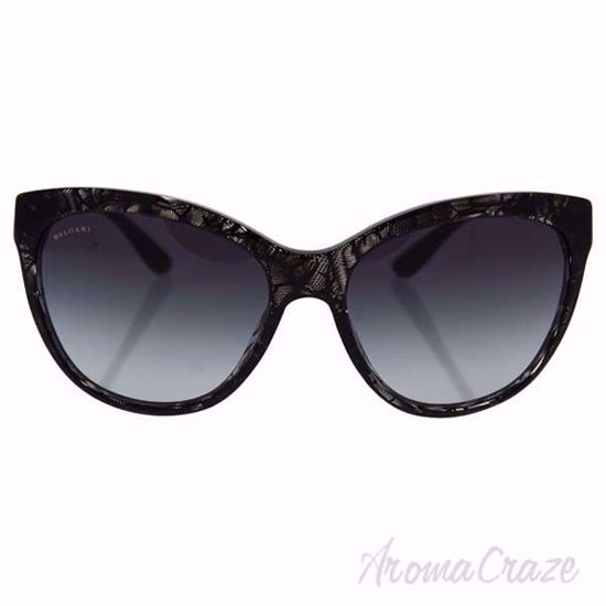Bvlgari BV8158 5366/8G - Variegated Black/Grey Shaded by Bvl