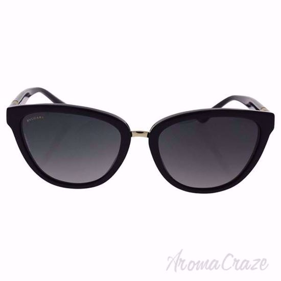 Bvlgari BV8165 501/T3 - Black/Grey Gradient Polarized by Bvl