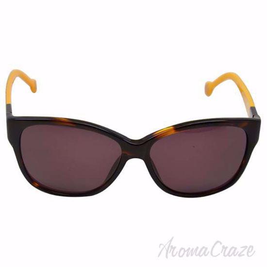 Carolina Herrera SHE511 0743 - Tortoise Mustard Signature by