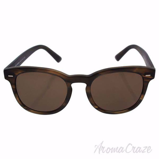 Picture of Dolce & Gabbana DG 4254 2964/73 - Striped Matte Tobacco/Brown by Dolce & Gabbana for Men - 51-20-145 mm Sunglasses