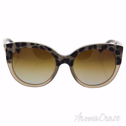 Dolce & Gabbana DG 4259 2967/T5 - Top Mud On Animalier/Brown