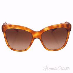 Dolce & Gabbana DG 4264 512/13 - Blonde Havana by Dolce & Gabbana for Women - 55-16-140 mm Sunglasses