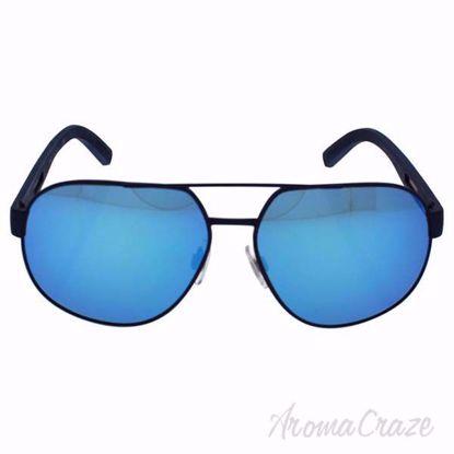 Dolce & Gabbana DG 2147 1273/25 - Blue/Blue Rubber by Dolce