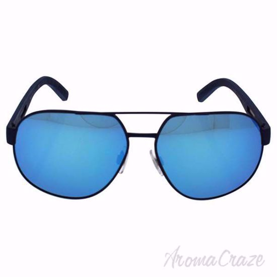 Dolce & Gabbana DG 2147 1273/25 - Blue/Blue Rubber by Dolce