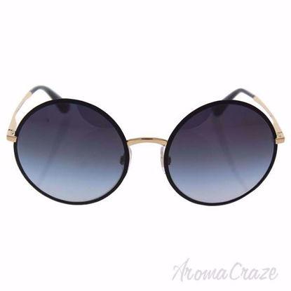 Dolce & Gabbana DG 2155 1296/8G - Matte Black/Grey Gradient