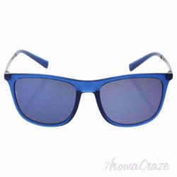 Dolce & Gabbana DG 6106 3067/Y7 - Transparent Blue/Grey Blue Matte by Dolce & Gabbana for Men - 55-18-145 mm Sunglasses