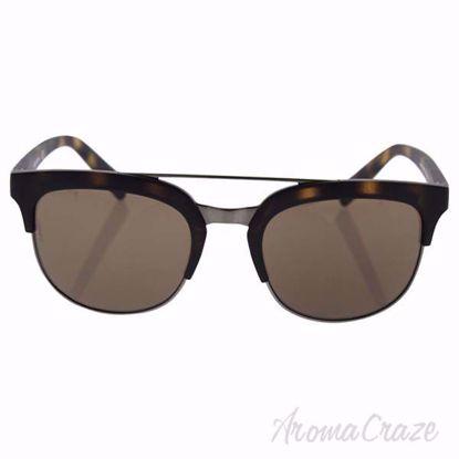 Dolce & Gabbana DG 61O3 3028/73 - Matte Dark/Havana Brown by