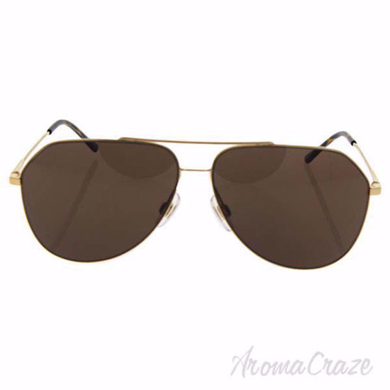 Dolce and Gabbana DG 2129 02/73 - Gold/Brown by Dolce and Ga