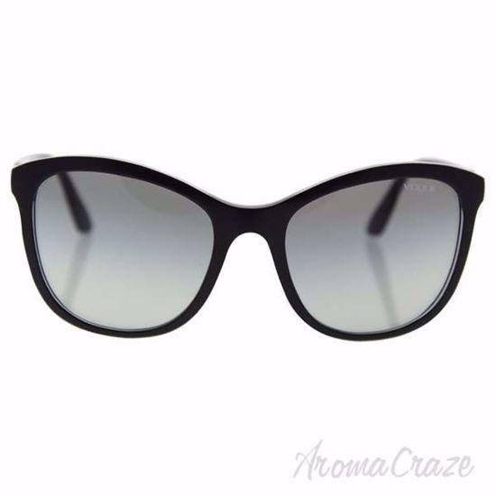 Vogue VO5033S 2385/11 - Top Matte Black-Grey Transparent/Gre