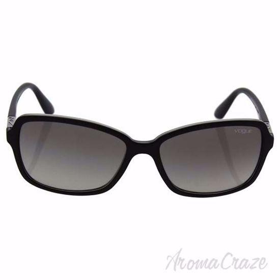 Vogue VO5031S 2385/11 - To Matte Black Grey Transparent/Grey