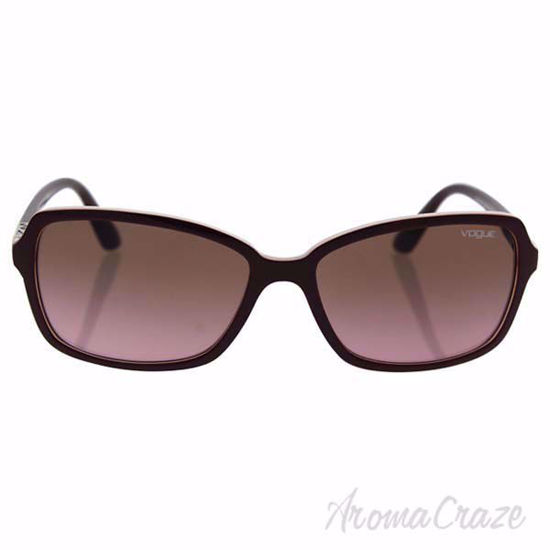 Vogue VO5031S 2387/14 - Top Dark Bordeaux-Pink Transparent/P
