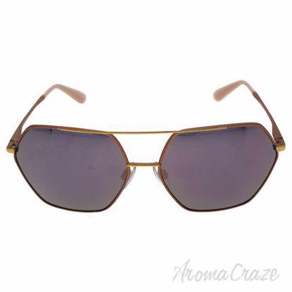 Dolce and Gabbana DG 2157 1294/5R - Matte Pink Gold/Dark Gre