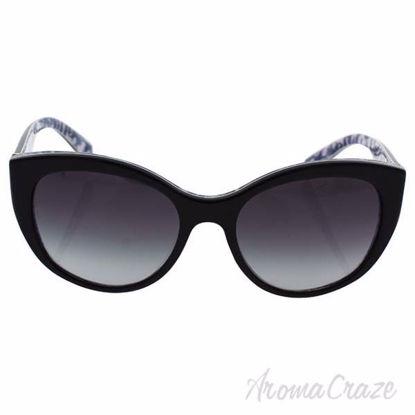 Dolce and Gabbana DG 4217 2994/8G - Blue-White/Grey Gradient