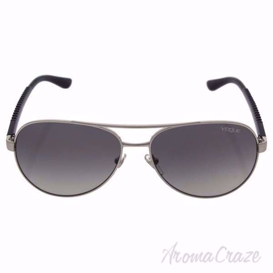 Vogue VO3997S 323/H - Brushed Silver/Gray Gradient by Vogue