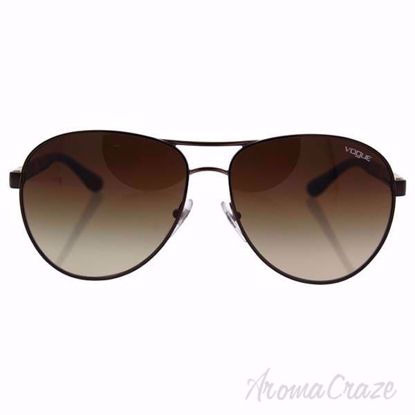 Vogue VO3977S 934/13 - Brown/Brown Gradient by Vogue for Wom