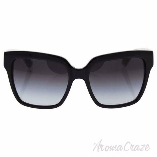 Dolce and Gabbana DG 4234 2976/8G - Black-White Carnation Bl