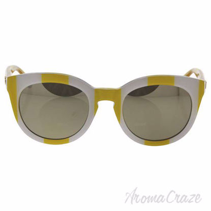 Dolce and Gabbana DG 4249 3025/5A - Yellow White/Light Brown