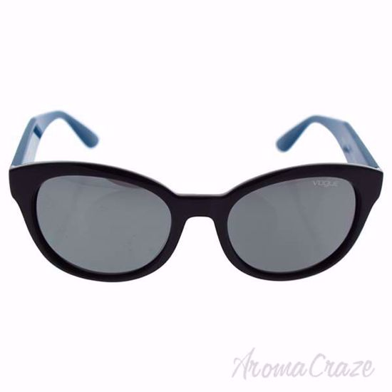 Vogue VO2992S W44/6G - Black/Grey Silver by Vogue for Women