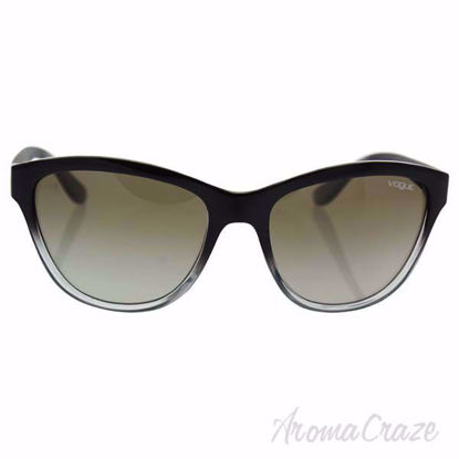 Vogue VO2993S 1880/8E - Top Black Gradient Grey Transparent/