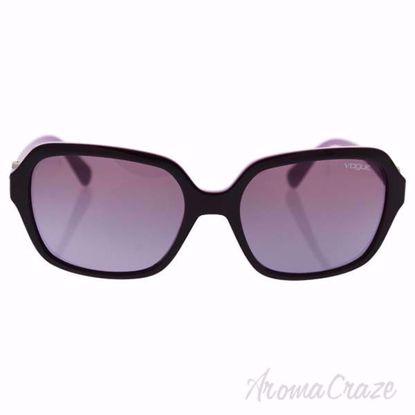 Vogue VO2994SB 2321/8H - Eggplant Violet/Opal Pink/Violet Gr