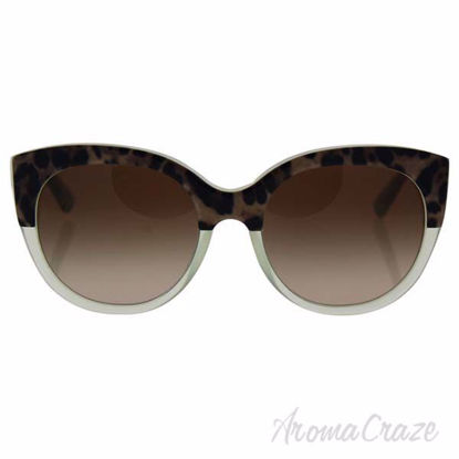 Dolce and Gabbana DG 4259 2950/13 - Top Animalier On Lime/ B