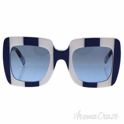 Dolce and Gabbana DG 4263 3027/8F - Stripe Blue/White/Blue G