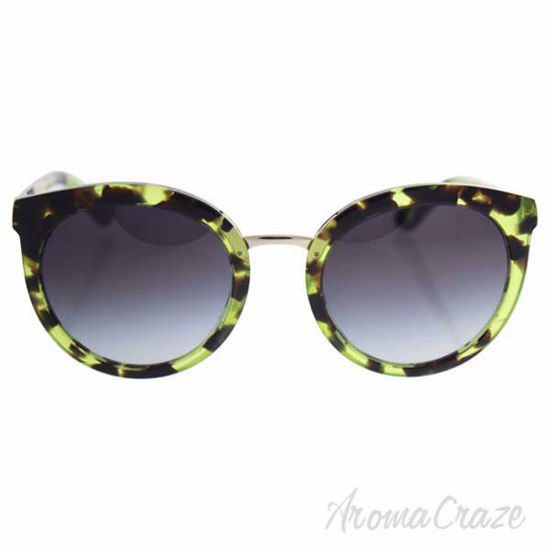 Dolce and Gabbana DG 4268 2970/8G - Cube Havana Green/Grey G