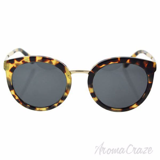 Dolce and Gabbana DG 4268 512/87 - Cube Havana/Grey by Dolce