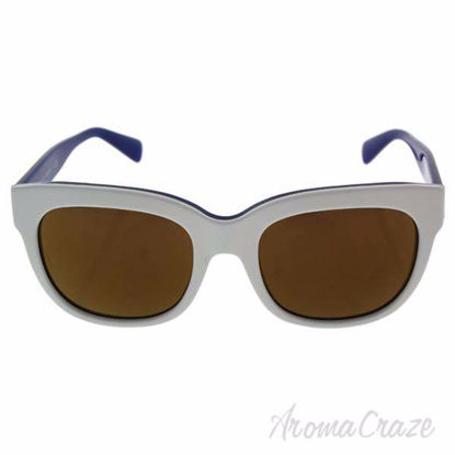 Dolce and Gabbana DG 4272 3005/F9 - Top White/Gold/Blue by D