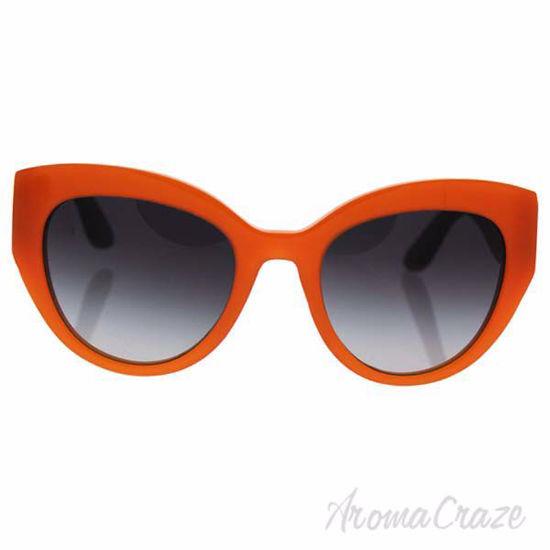 Dolce and Gabbana DG 4278 3046/8G - Orange/Grey Gradient by