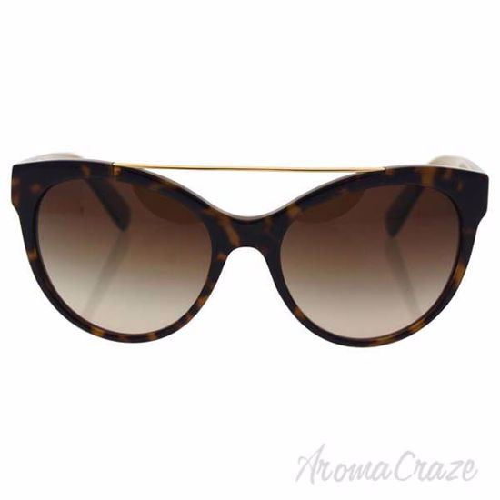 Dolce and Gabbana DG 4280 2956/13 - Top Havana On Gold/ Brow