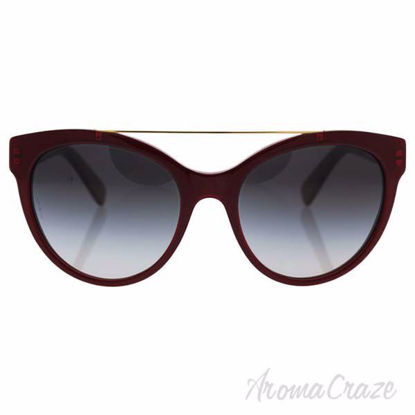 Dolce and Gabbana DG 4280 2968/8G - Top Red On Gold/Grey Gra