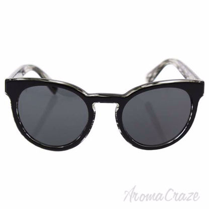 Dolce and Gabbana DG 4285 3056/87 - Top Black On Striped/Gre