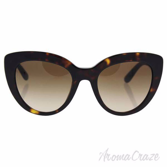 Dolce and Gabbana DG 4287 502/13 - Havana/Brown Gradient by