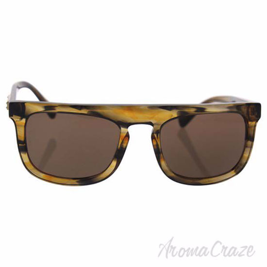 Dolce and Gabbana DG 4288 3063/73 - Striped Brown/Brown by D