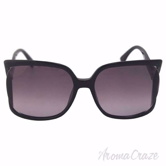 Fendi FF 0053/S D28EU - Shiny Black by Fendi for Women - 60-