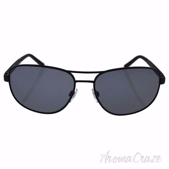 Giorgio Armani AR 6036 3136/81 - Black Rubber/Grey Polarized