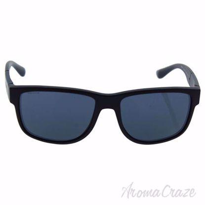 Giorgio Armani AR 8057 5423/87 - Matte Blue/Grey by Giorgio