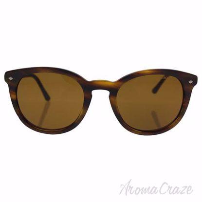 Giorgio Armani AR 8060 5404/53 Frames of Life - Striped Matt